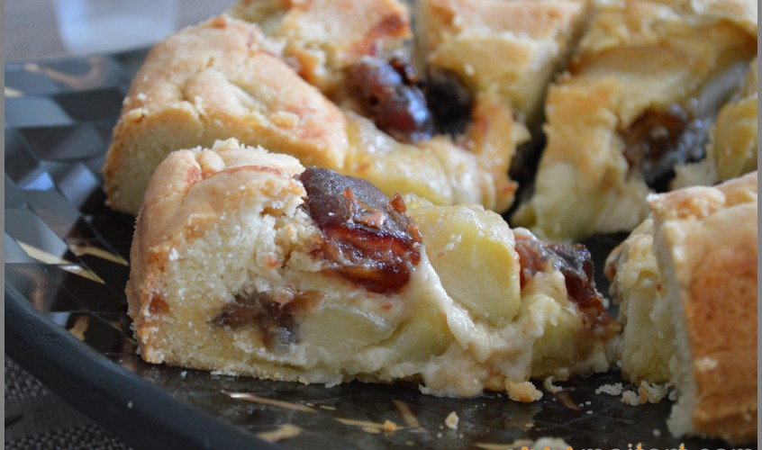 Bretain apple pie