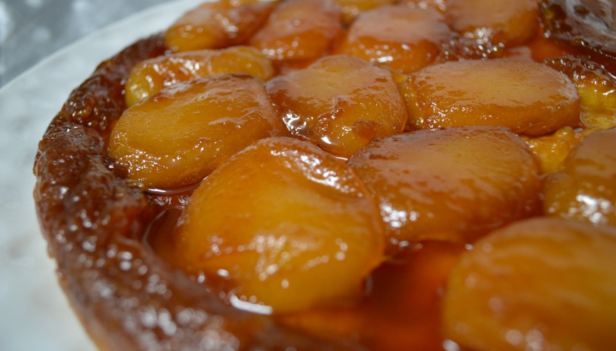 Tarte Tatin apple