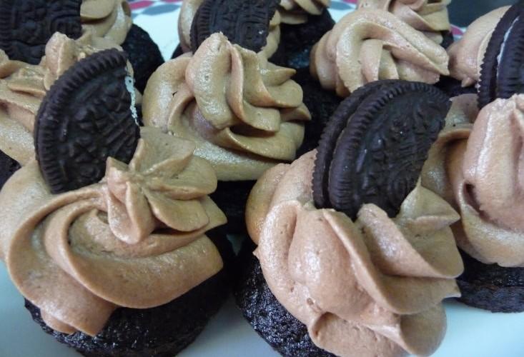 Chocolate capcake